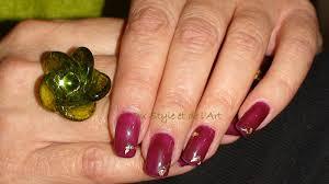 Couleur Ongle Gel by Du Style Et De L Art Bar à Ongles Toulouse Rdv Au 06 66 06 81