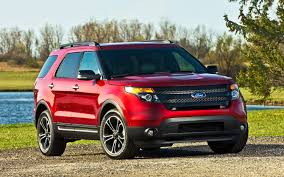 Ford Explorer Rims - 2013 ford explorer sport first drive motor trend