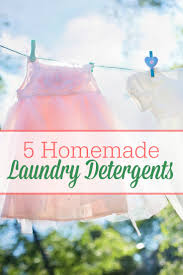 The Frugal Homemaker by Homemade Liquid Laundry Soap Safe For Cloth Diapers Crazy Homemade