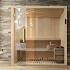 sauna in bagno prezzi saune da casa con sauna finlandese e bagno turco hammam