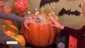 Martha Stewart Halloween Craft by Video Martha U0027s Halloween Home Craft Ideas Martha Stewart