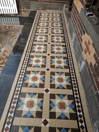 Victorian Mosaic Floor Tiles Tessellated Tiling Melbourne Victorian Mosaic Tiling