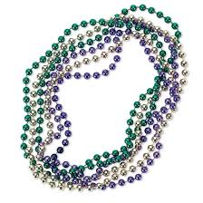 mardi gras bead necklaces mardi gras bead necklaces necklaces from smilemakers
