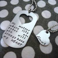 customized dog tag necklace shop personalized dog tags for men on wanelo