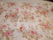Shabby Chic Shower by Shabby Chic Fabric Shower Curtains Ebay