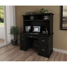 Home Office Desk With Hutch Better Homes And Gardens Computer Workstation Desk And Hutch Oak