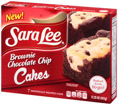 sara lee chocolate chip snack cake review nicki u0027s random musings