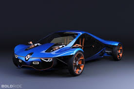 renault christmas student lets it fly with radical renault concept