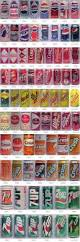 halloween horror nights coke can code evolution of the soda can 1950 to 2013 though the product rarely