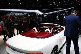bentley exp 12 electric bentley convertible concept proves evs don u0027t need to make