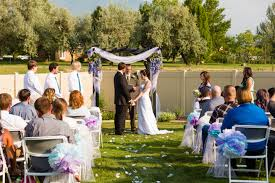 outdoor wedding decorations utah legacy weddings and events salt
