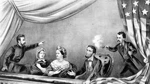 lincoln lincoln is shot apr 14 1865 history com
