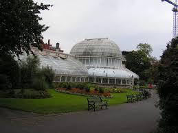 Botanic Garden Belfast by Tropical Ravine In Belfast Botanic Gardens Mapio Net