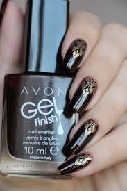 moyou london fashionista 08 и золотого лака golden rose nail art