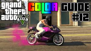 gta v ultimate color guide 12 best colors combos for pegassi