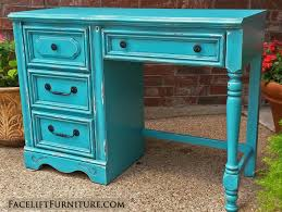 desks u0026 vanities painted glazed u0026 distressed facelift furniture