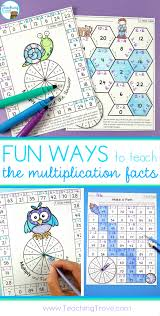 multiplication table games 3rd grade engage and motivate with multiplication activities that are fun