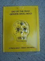 sugar skull molds large 2 sugar skull mold sueños american imports