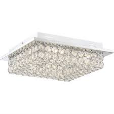 Square Ceiling Light Fixture by Flush Mount Ceiling Lights Shades Of Light
