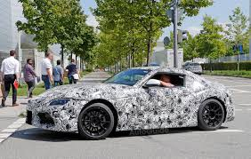 toyota supra modified the toyota supra will drive way different than the bmw z4