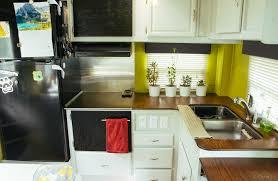 Rebuilding Kitchen Cabinets by Rv Rebuild Retrospectives Kitchen Live Small Ride Free