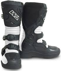 oxtar motocross boots w2 mx kids motorcycle enduro u0026 motocross boots white black w2