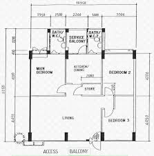 floor plans for jelapang road hdb details srx property