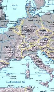map of europe with country names and capitals europe map map of europe facts geography history of europe