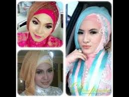 tutorial hijab pengantin 2014 12 best tutorial hijab 2015 images on pinterest link modern and