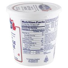 Friendship Cottage Cheese Nutrition by Michigan Brand 1 Milkfat Low Fat Cottage Cheese 24 Oz Meijer Com