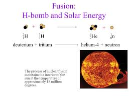 Temperature Of The Interior Of The Sun Radioactivity Nuclear Chemistry Chapter Objectives Different Types