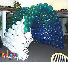 the sea decorations san diego the sea theme decor by balloon utopia