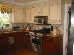 yellow painted kitchen cabinets painted kitchen cabinets two different colors caruba info