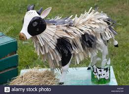 metal cow stock photos metal cow stock images alamy