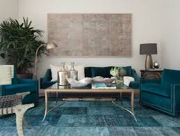 Peacock Blue Area Rug Blue Rugs For Living Room Coma Frique Studio 763e37d1776b