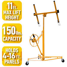 Home Depot Pro Extra by Pro Series Drywall And Panel Hoist 800012 The Home Depot