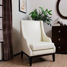 High Back Accent Chairs Tall Back Accent Chairs Fraufleur Com