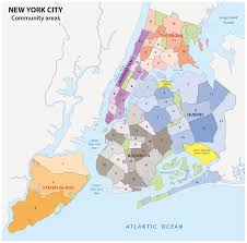 New York City Area Map by A New York Poster U2015 A Great Wall Decor Idea For New York Admirers