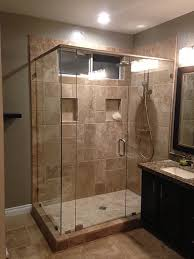 shower glass las vegas installation frameless enclosure door replaced