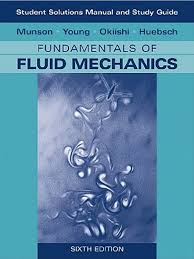 fundamentals of fluid mechanics solutions manual