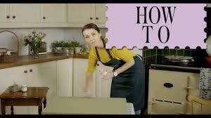 how to paint and upcycle kitchen cupboard doors on a budget with