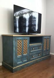 media cabinet with drawers how to make an old dresser into media cabinet or buffet hometalk
