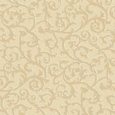 gold and gold scroll with texture wallpaper