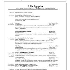 objective on resume exles sle resume objective for part time best of career objective