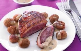 cuisiner un filet de canard recette le magret de canard sauce au poivre