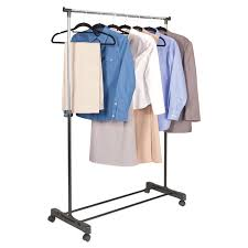 bedroom top 27 rolling coat racks folding garment rack wooden