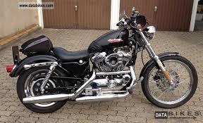 1999 harley davidson xlh sportster 1200 sport moto zombdrive com