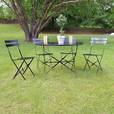 Overstock Patio Dining Sets by Oxford Garden Travira Teak Patio Dining Set Seats 4 Hayneedle