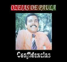 Oz�ias de Paula - Confidencias (voz e playback)