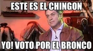 Bronco Meme - memes del bronco jaime rodriguez broncoman祗a neostuff